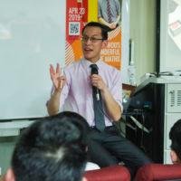 Eddie Woo:教與學的個人哲學